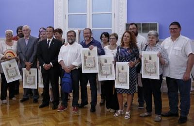 La Diputación de Zaragoza convoca sus ayudas para las asociaciones por la memoria histórica, dotadas con 150.000 euros