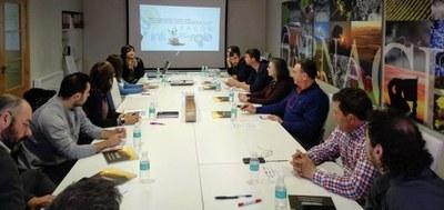 La Diputación de Zaragoza convoca sus ayudas para los 12 grupos de acción local de la provincia, dotadas con 350.000 euros
