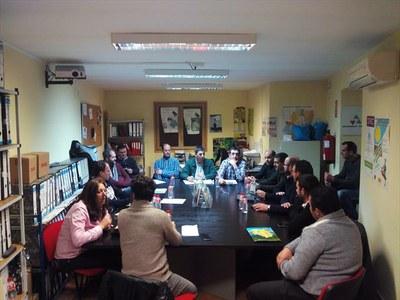 La Diputación de Zaragoza convoca sus ayudas para los grupos de acción local que trabajan en la provincia