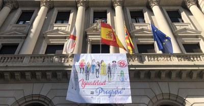 La Diputación de Zaragoza destina este año más de 760.000 euros a la lucha contra el machismo en los municipios de la provincia