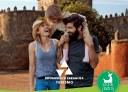 La Diputación de Zaragoza edita un folleto sobre los caminos de Veruela con 12 rutas para disfrutar de los paisajes de la zona