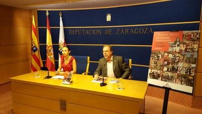 La Diputación de Zaragoza edita una nueva guía sobre las recreaciones históricas que se celebran este año en la provincia