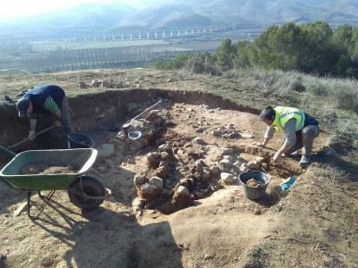 La Diputación de Zaragoza excava el paraje de Ateca en el que tuvo lugar la batalla de Alcocer que narra el Cantar del Mío Cid
