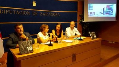 La Diputación de Zaragoza expone en el monasterio de Veruela la obra multidisciplinar de los artistas de la Casa de Velázquez
