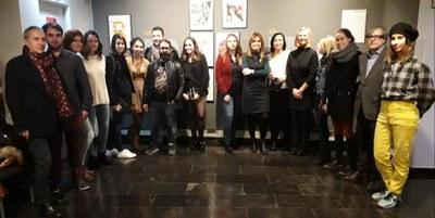 La Diputación de Zaragoza expone en la sala 4º Espacio los trabajos de fin de grado de la Escuela Superior de Diseño de Aragón