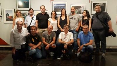 La Diputación de Zaragoza expone en la sala 4º Espacio un recorrido por el fotoperiodismo aragonés de los últimos 40 años