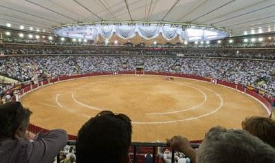 La Diputación de Zaragoza ofrece a la adjudicataria de la plaza de toros celebrar la feria del Pilar reduciendo el canon a cero