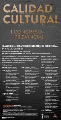 La Diputación de Zaragoza organiza un congreso sobre la cultura y el patrimonio como motor de desarrollo para el medio rural