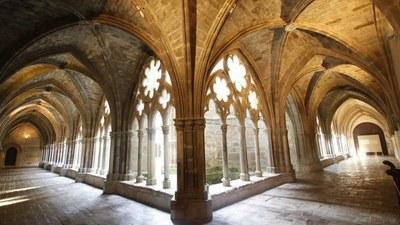 La Diputación de Zaragoza organiza visitas guiadas para niños al monasterio de Veruela durante  las vacaciones de Navidad