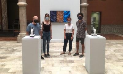La Diputación de Zaragoza otorga el XXXI Premio de arte Santa Isabel a Susana Ballesteros y Jano Montañés por su instalación de arte y tecnología 'Geno-Roots'