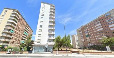 La Diputación de Zaragoza pone a la venta por subasta pública 16 pisos y locales ubicados en la capital aragonesa