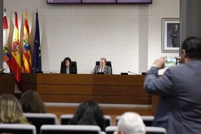 La Diputación de Zaragoza pone en marcha la compra urgente de sistemas informáticos que permitan el teletrabajo de forma segura