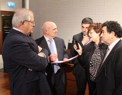 La Diputación de Zaragoza publicará todos sus gastos en el portal de transparencia