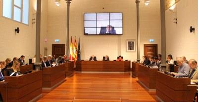 La Diputación de Zaragoza restaurará el palacio de Eguarás de Tarazona y lo acondicionará como centro cultural y de exposiciones