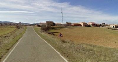 La Diputación de Zaragoza saca a concurso el arreglo de la carretera que conecta Atea y Used por 2.597.000 euros