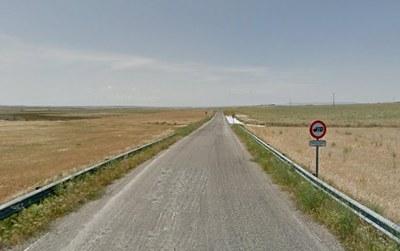 La Diputación de Zaragoza saca a concurso el arreglo de la carretera que conecta Castejón de Valdejasa y Tauste, la CV-607