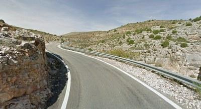 La Diputación de Zaragoza saca a concurso  el arreglo de la carretera que conecta  Cetina y Calmarza por 1.954.000 euros