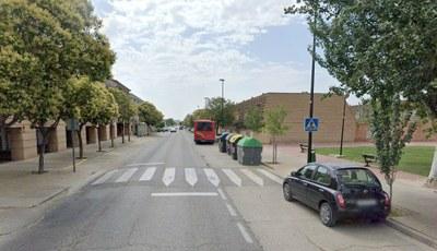 La Diputación de Zaragoza saca a concurso el arreglo de la travesía de Movera con un presupuesto de 434.000 euros