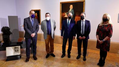 La DPZ y el Gobierno de Aragón rendirán homenaje a Goya en su 275 aniversario con un amplio programa de actividades para reivindicar su carácter universal