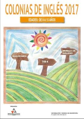 La DPZ abre el plazo de inscripción para sus colonias de verano en inglés, que se celebrarán en Gallocanta y Murillo de Gállego