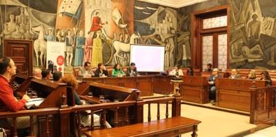 La DPZ acoge el III Foro de Municipios del Entorno de Zaragoza