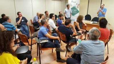 La DPZ acoge un curso de formación sobre ahorro energético y transporte urbano sostenible dentro del proyecto europeo Simpla