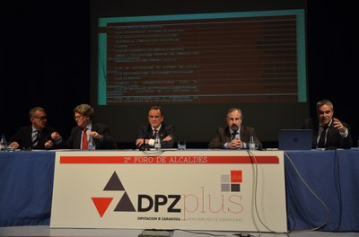 La DPZ adelanta la convocatoria del Plan Unificado de Subvenciones para empezar a transferir fondos a principios del 2018