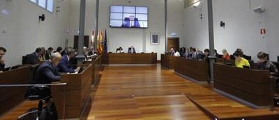 La DPZ adelantará 14,7 millones de euros para dar mayor liquidez a los 278 municipios que le delegan la recaudación de impuestos