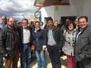 La DPZ apoya la reivindicación de inversiones en la línea férrea Zaragoza-Valencia