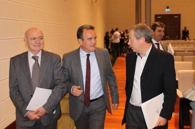 La DPZ aprueba el cambio de los estatutos de la UNED de Calatayud y se compromete a mantener su apoyo económico al centro