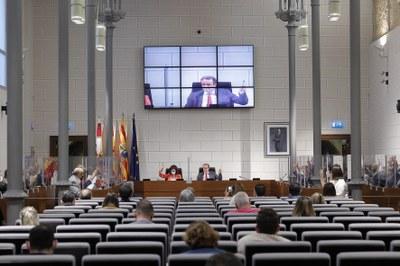 La DPZ aprueba el plan Agenda 2030: 27,7 millones de euros para que los 292 municipios de la provincia realicen 584 actuaciones