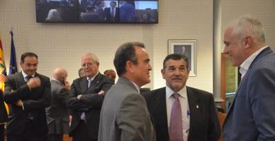 La DPZ aprueba una modificación presupuestaria de 15 millones de euros destinada a un nuevo plan de concertación