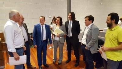 La DPZ aprueba una modificación presupuestaria para ampliar hasta un millón de euros las ayudas contra la despoblación