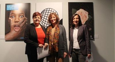 La DPZ celebra el Día Internacional de la Mujer con una exposición de carteles internacionales sobre desigualdad y violencia de género