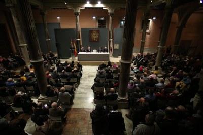 La DPZ celebra un acto de homenaje a las víctimas de la Institución Provincial durante la Guerra Civil
