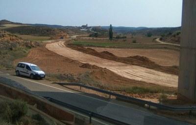 La DPZ comienza el arreglo de la carretera CV-937 entre Torrehermosa y Alconchel, que quedará cortada a partir de este lunes