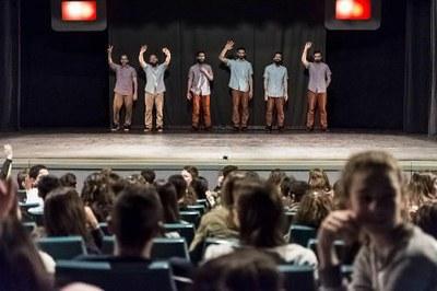 La DPZ concede ayudas a diez municipios para que puedan programar actuaciones en sus teatros y salones de actos