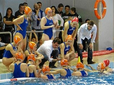 La DPZ concede ayudas por valor de 203.000 euros a nueve clubes deportivos que compiten en la máxima categoría nacional