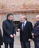 La DPZ destinará 364.000 euros a las obras de rehabilitación de la Puerta de Terrer de Calatayud