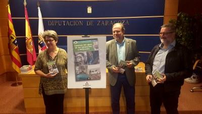 La DPZ edita 'Caminos del agua: de los balnearios a Gallocanta', la sexta guía de su colección de rutas turísticas por la provincia