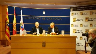 La DPZ edita una guía con todos los bares y restaurantes que se han presentado al Concurso de Tapas de Zaragoza y Provincia desde 2015
