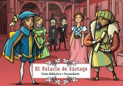 La DPZ edita una guía didáctica para estudiantes de secundaria sobre la historia y las curiosidades del palacio de Sástago