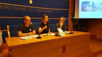 La DPZ expone en el Centro de Arte de Ejea las propuestas de 14 jóvenes creadoras de la Escuela de Arte de Zaragoza