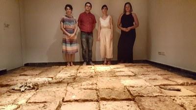 La DPZ expone en la sala 4º Espacio un viaje por los pueblos zaragozanos de la N-234 a través de distintas experiencias artísticas