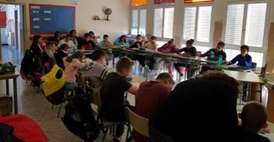 La DPZ imparte 143 talleres en los colegios e institutos de la provincia para promover la igualdad y combatir la violencia de género