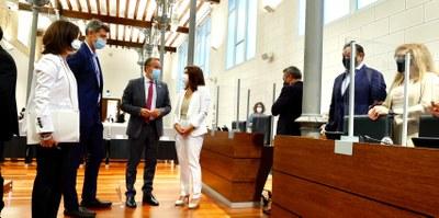 La DPZ lanzará un plan extraordinario de ayudas directas para los balnearios de la provincia dotado con 400.000 euros