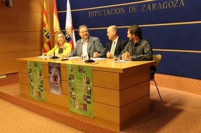 La DPZ organiza la campaña de Animación a la Lectura Primavera 2015 con diversas actividades para promover la lectura