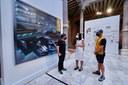 La DPZ otorga su XXXII premio de arte Santa Isabel a Fernando Romero por su obra 'Colonia exoplaneta kepler 80 g. Año 2243'