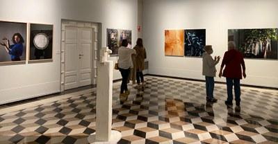 La DPZ prorroga hasta octubre la exposición sobre el XXXI premio de arte Santa Isabel, que ya ha recibido más de 8.500 visitas