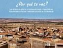 La DPZ proyecta este jueves el documental '¿Por qué te vas?', que aborda la migración en Caspe durante los últimos ochenta años
